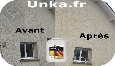 Nettoyant toiture et façade